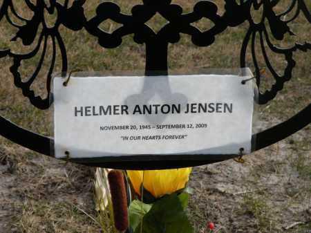 JENSEN, HELMER ANTON - Boyd County, Nebraska | HELMER ANTON JENSEN - Nebraska Gravestone Photos