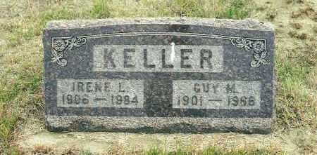 KELLER, GUY - Boyd County, Nebraska | GUY KELLER - Nebraska Gravestone Photos