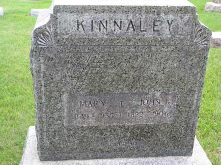 KINNALEY, JOHN - Boyd County, Nebraska | JOHN KINNALEY - Nebraska Gravestone Photos