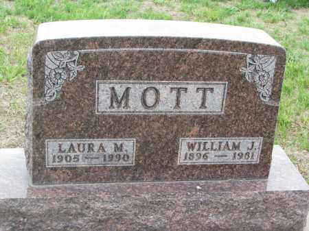 MOTT, LAURA M. - Boyd County, Nebraska | LAURA M. MOTT - Nebraska Gravestone Photos