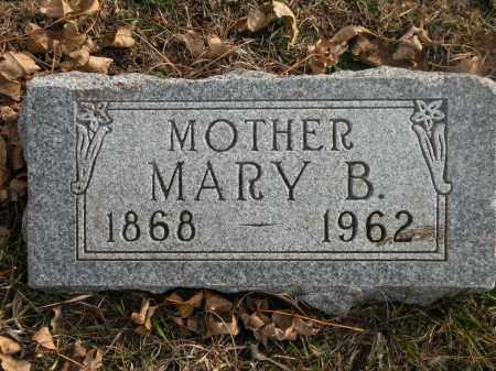 NICOLAUS, MARY B. - Boyd County, Nebraska | MARY B. NICOLAUS - Nebraska Gravestone Photos