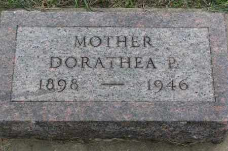 PAPSTEIN, DORATHEA P. - Boyd County, Nebraska   DORATHEA P. PAPSTEIN - Nebraska Gravestone Photos