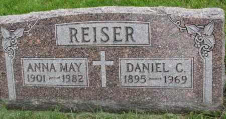 REISER, DANIEL C. - Boyd County, Nebraska | DANIEL C. REISER - Nebraska Gravestone Photos