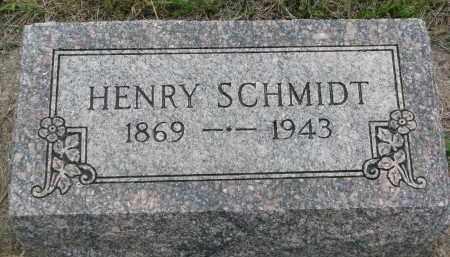 SCHMIDT, HENRY - Boyd County, Nebraska | HENRY SCHMIDT - Nebraska Gravestone Photos