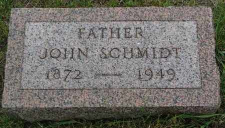 SCHMIDT, JOHN - Boyd County, Nebraska | JOHN SCHMIDT - Nebraska Gravestone Photos