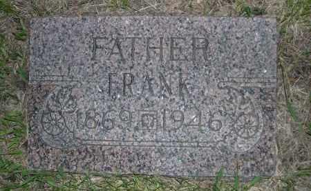 SEDLACEK, FRANK - Boyd County, Nebraska | FRANK SEDLACEK - Nebraska Gravestone Photos