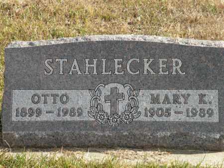 STAHLECKER, OTTO - Boyd County, Nebraska | OTTO STAHLECKER - Nebraska Gravestone Photos