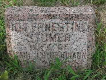 STUMER STORJOHANN, IDA ERNESTINE - Boyd County, Nebraska | IDA ERNESTINE STUMER STORJOHANN - Nebraska Gravestone Photos