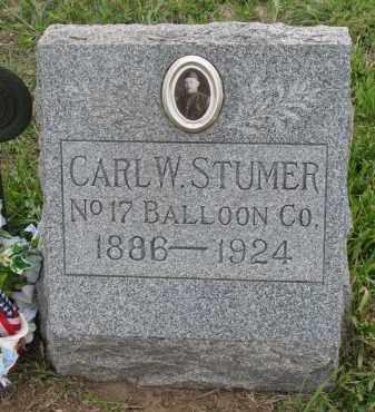 STUMER, CARL W. - Boyd County, Nebraska | CARL W. STUMER - Nebraska Gravestone Photos