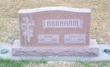 ABRAHAM, ANNIE - Brown County, Nebraska | ANNIE ABRAHAM - Nebraska Gravestone Photos