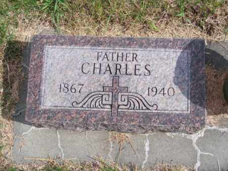 ABRAHAM, CHARLES - Brown County, Nebraska | CHARLES ABRAHAM - Nebraska Gravestone Photos