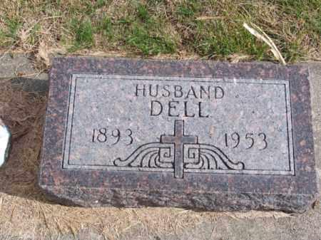 ABRAHAM, DELL - Brown County, Nebraska   DELL ABRAHAM - Nebraska Gravestone Photos
