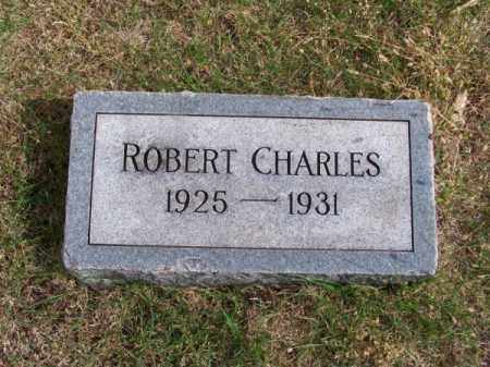 ABRAHAM, ROBERT CHARLES - Brown County, Nebraska | ROBERT CHARLES ABRAHAM - Nebraska Gravestone Photos