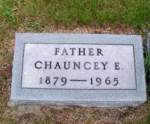 ADAMS, CHAUNCEY E. - Brown County, Nebraska | CHAUNCEY E. ADAMS - Nebraska Gravestone Photos