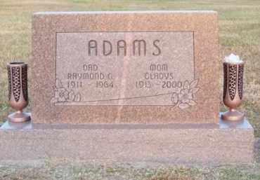 ADAMS, RAYMOND G. - Brown County, Nebraska | RAYMOND G. ADAMS - Nebraska Gravestone Photos