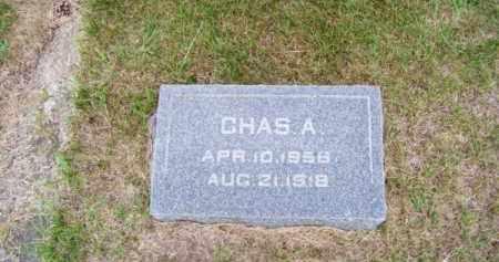 ALBERTS, CHAS. A. - Brown County, Nebraska | CHAS. A. ALBERTS - Nebraska Gravestone Photos