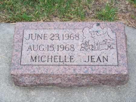 ALLEN, MICHELLE JEAN - Brown County, Nebraska   MICHELLE JEAN ALLEN - Nebraska Gravestone Photos