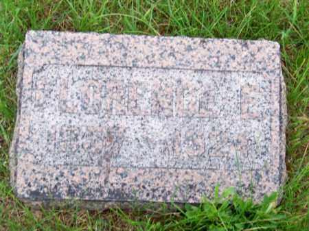 ANDERSON, FLORENCE E. - Brown County, Nebraska | FLORENCE E. ANDERSON - Nebraska Gravestone Photos