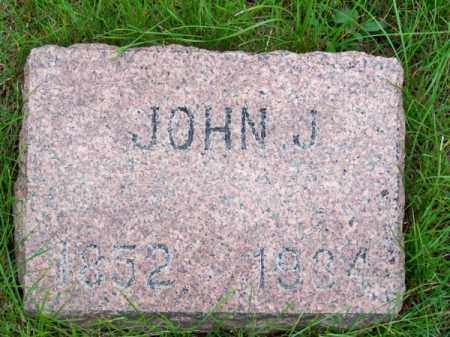 ANDERSON, JOHN J. - Brown County, Nebraska | JOHN J. ANDERSON - Nebraska Gravestone Photos