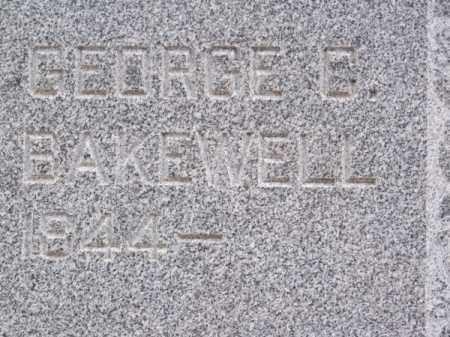 BAKEWELL, GEORGE C. - Brown County, Nebraska | GEORGE C. BAKEWELL - Nebraska Gravestone Photos