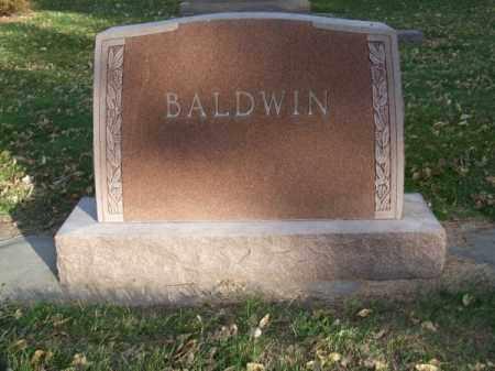BALDWIN, FAMILY - Brown County, Nebraska   FAMILY BALDWIN - Nebraska Gravestone Photos