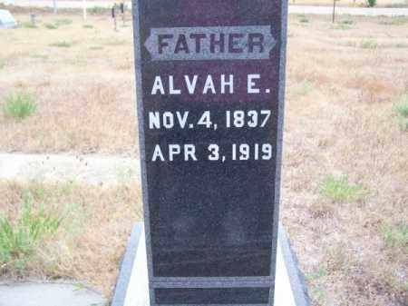 BARNES, ALVAH E. - Brown County, Nebraska | ALVAH E. BARNES - Nebraska Gravestone Photos