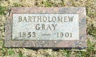 BARTHOLOMEW, GRAY - Brown County, Nebraska | GRAY BARTHOLOMEW - Nebraska Gravestone Photos