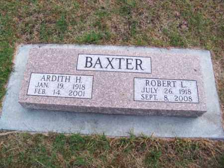 BAXTER, ARDITH H. - Brown County, Nebraska | ARDITH H. BAXTER - Nebraska Gravestone Photos