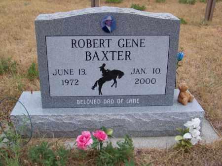 BAXTER, ROBERT GENE - Brown County, Nebraska | ROBERT GENE BAXTER - Nebraska Gravestone Photos
