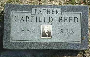 BEED, GARFIELD - Brown County, Nebraska | GARFIELD BEED - Nebraska Gravestone Photos
