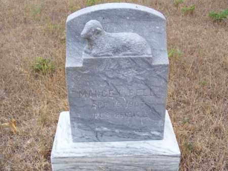BELL, MADGE L. - Brown County, Nebraska   MADGE L. BELL - Nebraska Gravestone Photos