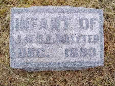 BILLETER, INFANT - Brown County, Nebraska | INFANT BILLETER - Nebraska Gravestone Photos