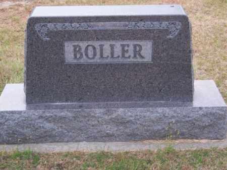 BOLLER, FAMILY - Brown County, Nebraska | FAMILY BOLLER - Nebraska Gravestone Photos