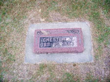 BOWEN, CHESTER - Brown County, Nebraska | CHESTER BOWEN - Nebraska Gravestone Photos