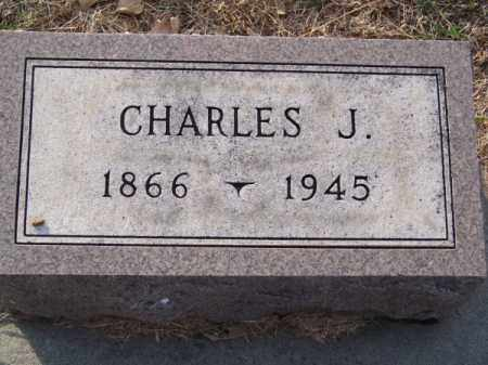 BOYD, CHARLES J. - Brown County, Nebraska | CHARLES J. BOYD - Nebraska Gravestone Photos