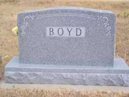 BOYD, FAMILY - Brown County, Nebraska | FAMILY BOYD - Nebraska Gravestone Photos