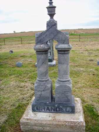 BRANDEL, FAMILY - Brown County, Nebraska | FAMILY BRANDEL - Nebraska Gravestone Photos