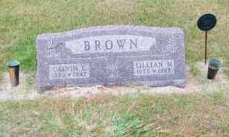 BROWN, LILLIAN M. - Brown County, Nebraska | LILLIAN M. BROWN - Nebraska Gravestone Photos