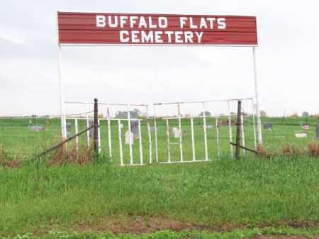 *BUFFALO FLATS-PLEASANT PRAIRI, ENTRANCE TO - Brown County, Nebraska   ENTRANCE TO *BUFFALO FLATS-PLEASANT PRAIRI - Nebraska Gravestone Photos