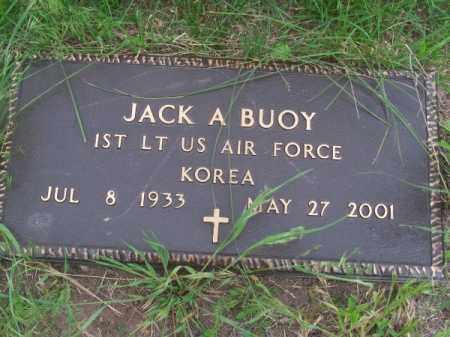 BUOY, JACK A. - Brown County, Nebraska   JACK A. BUOY - Nebraska Gravestone Photos