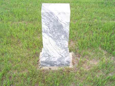BURGE, EVALINE - Brown County, Nebraska | EVALINE BURGE - Nebraska Gravestone Photos