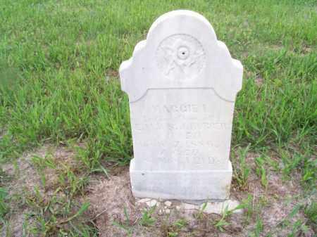 BURGER, MAGGIE I. - Brown County, Nebraska | MAGGIE I. BURGER - Nebraska Gravestone Photos