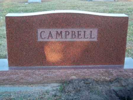 CAMPBELL, FAMILY - Brown County, Nebraska | FAMILY CAMPBELL - Nebraska Gravestone Photos