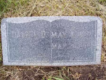 CARPENDER, DANIEL D. - Brown County, Nebraska | DANIEL D. CARPENDER - Nebraska Gravestone Photos