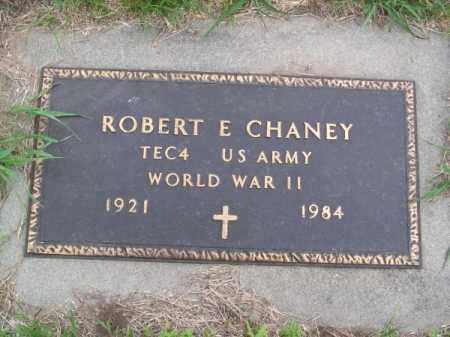 CHANEY, ROBERT E. - Brown County, Nebraska | ROBERT E. CHANEY - Nebraska Gravestone Photos