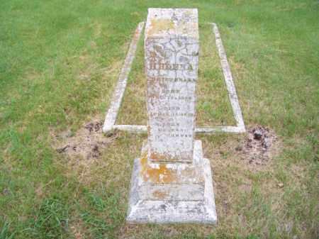 CHRUST CHRISTENSEN, HELENA - Brown County, Nebraska | HELENA CHRUST CHRISTENSEN - Nebraska Gravestone Photos
