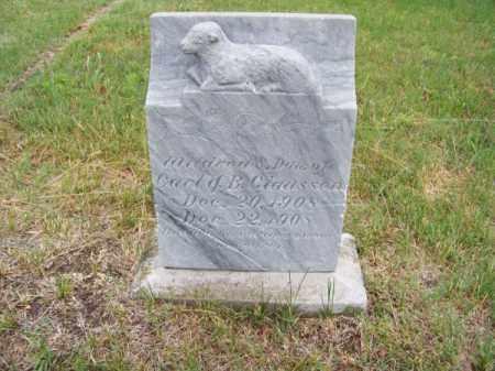 CLAUSSEN, MILDRED S. - Brown County, Nebraska | MILDRED S. CLAUSSEN - Nebraska Gravestone Photos
