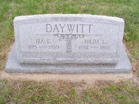 DAYWITT, IRA E. - Brown County, Nebraska | IRA E. DAYWITT - Nebraska Gravestone Photos