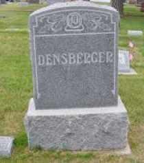 DENSBERGER, FAMILY - Brown County, Nebraska | FAMILY DENSBERGER - Nebraska Gravestone Photos