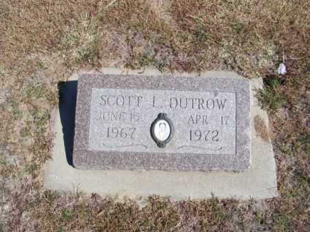 DUTROW, SCOTT L. - Brown County, Nebraska | SCOTT L. DUTROW - Nebraska Gravestone Photos